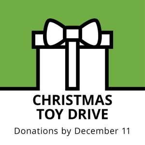 One week left to donate gifts!